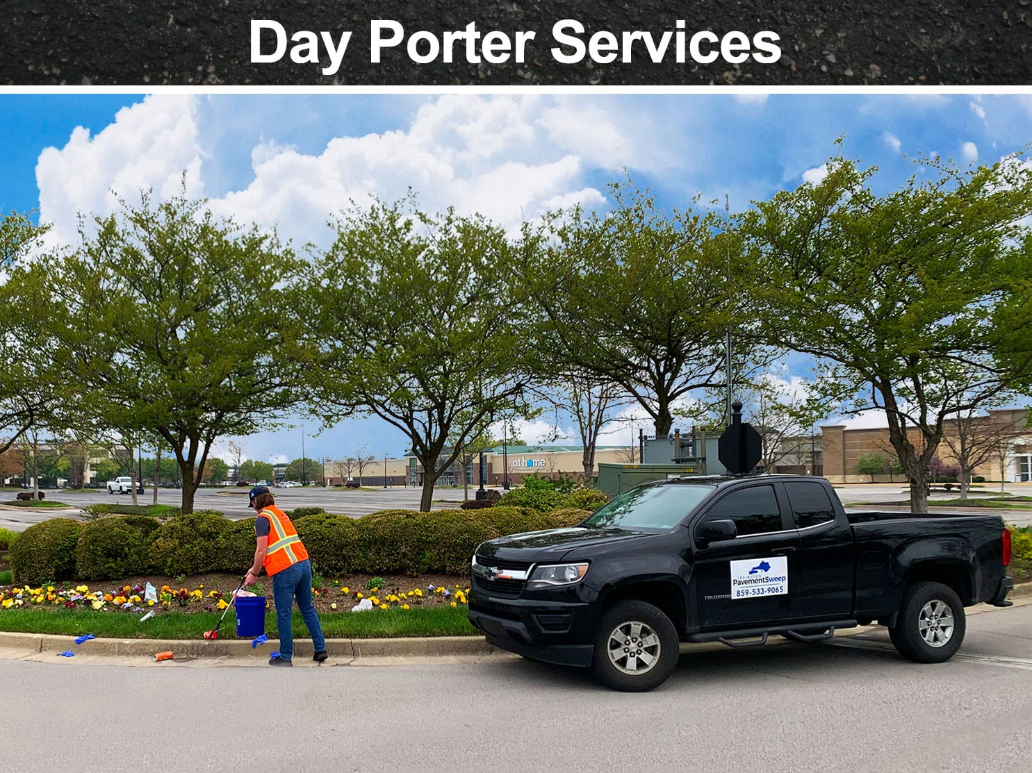 Day-Porter-Services