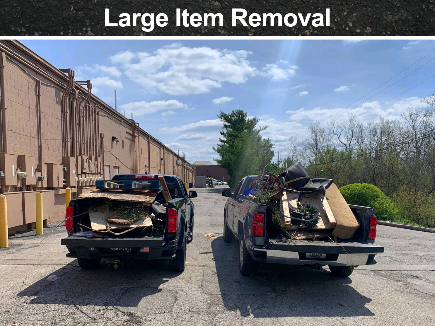 Large-Item-Removal