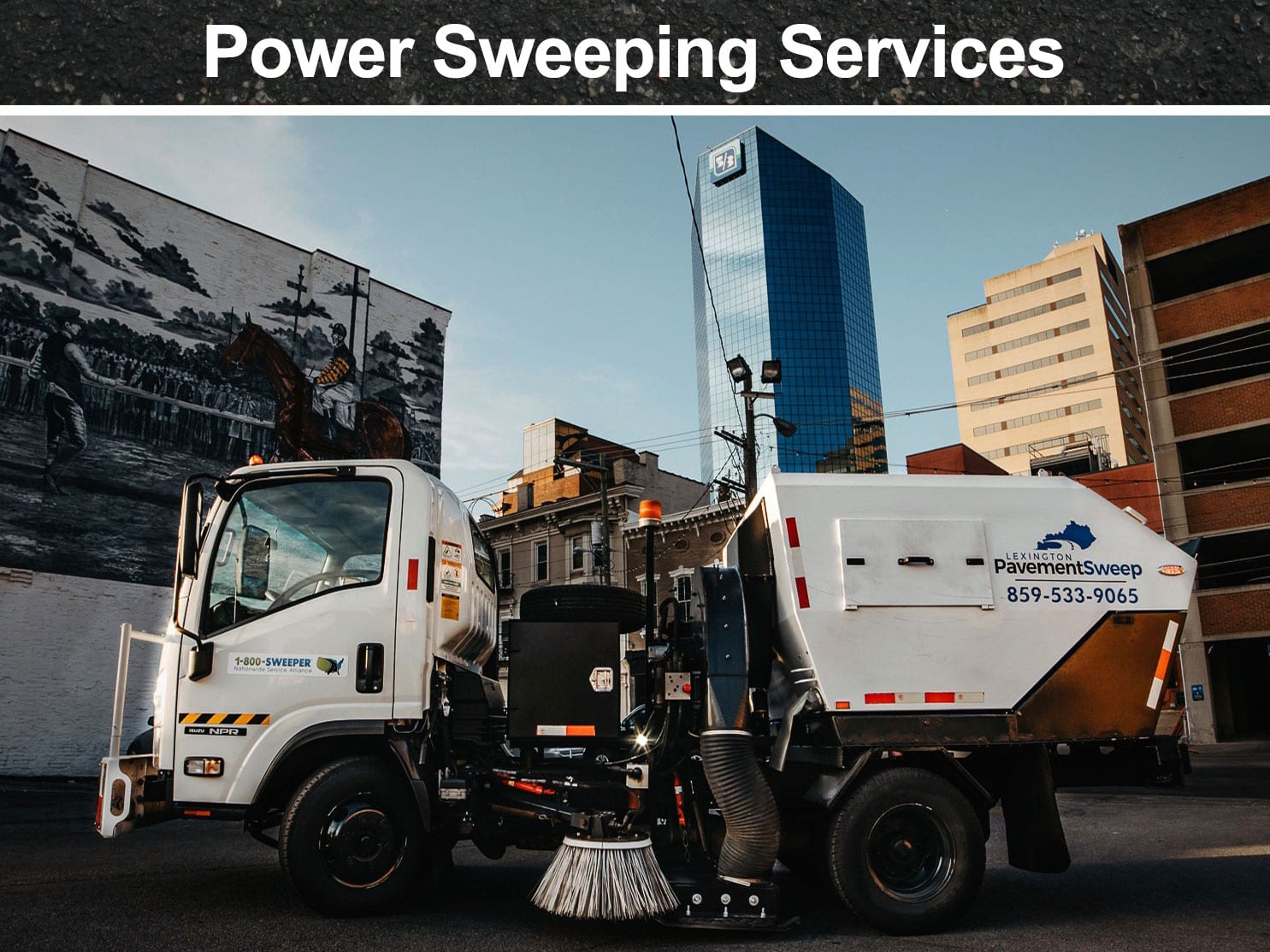 Power-Sweeping-Services
