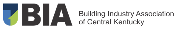 Proud Member of the Building Industry Association of Central Kentucky - Logo